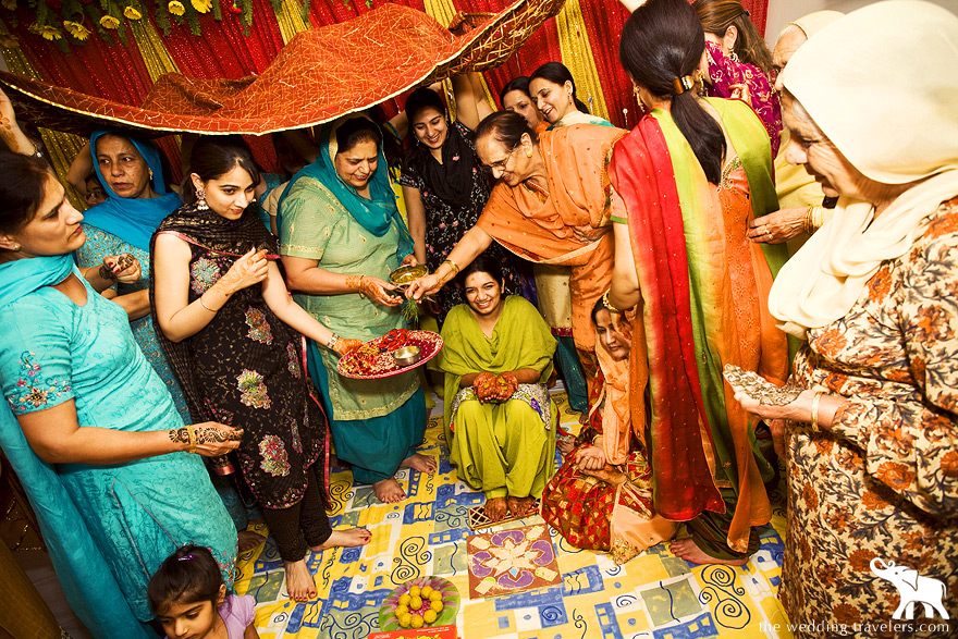 Haldi Ceremony In Indian Weddings Marigold Events