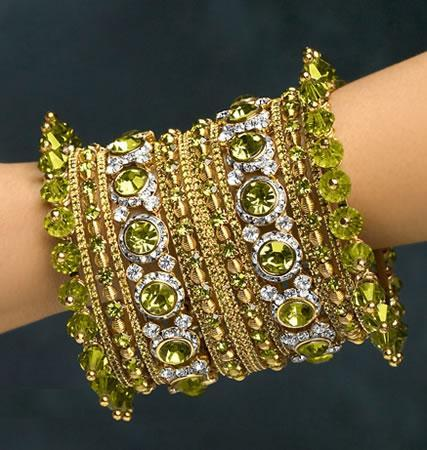 bangle sets - lifestyle and fashion competition august 2011