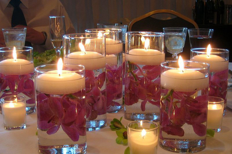Using Candles In Your Wedding Decor 171 Marigold Events