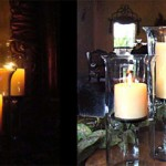 Using Candles in your Wedding Decor