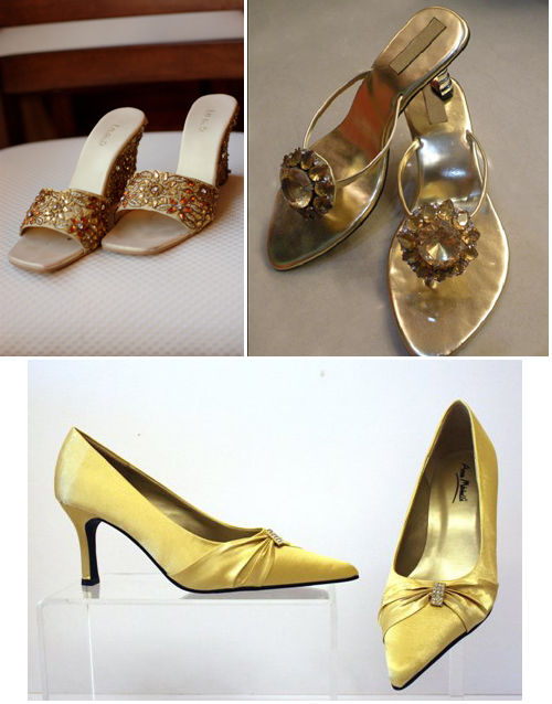 Wedding shoes galore Marigold Events Indian Wedding Inspirations