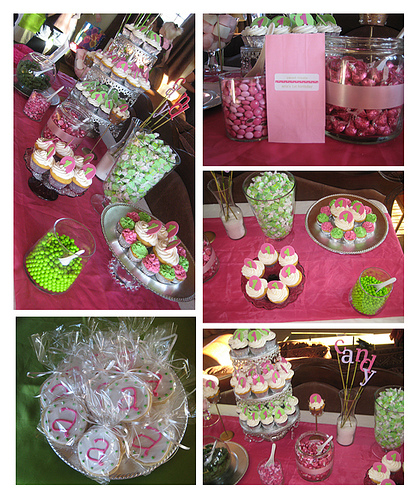 Wow Your Guests With A Candy Buffet « Marigold Events