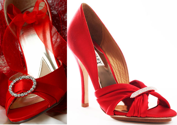 ideas when selecting the perfect pair of shoes for your wedding day