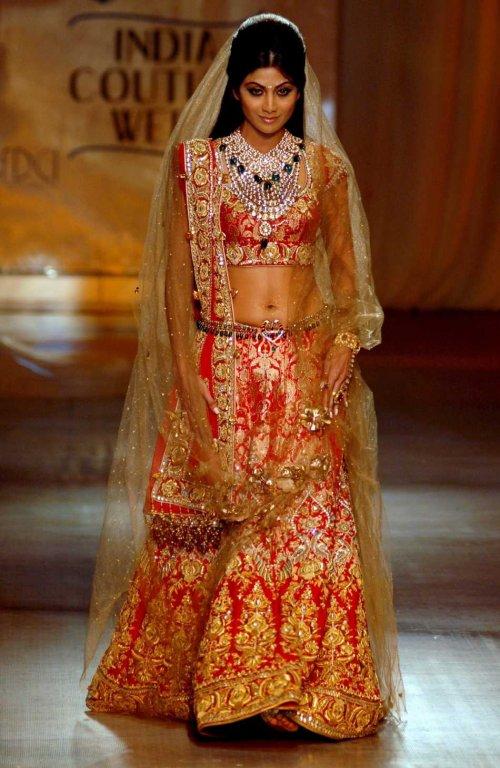 Designer Indian Wedding Lehengas And More Marigold Events
