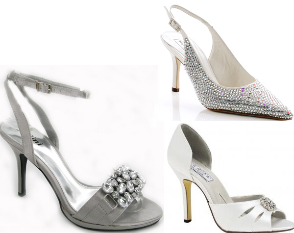 Wedding shoes galore