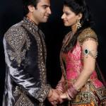 An Indian Royal Affair: Somya and Sanam