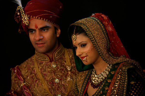 Royal Indian Wedding Somya And Sanam Marigold Events