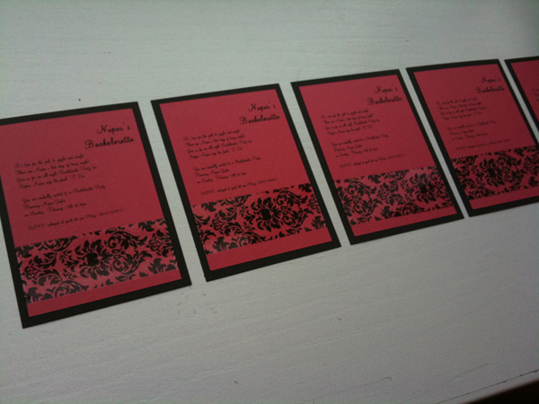indian wedding reception invitations nj