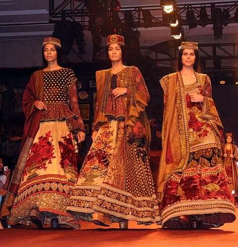 Fashion Friday Feature Sabyasachi Mukherjee Marigold Events