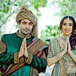 Mughal Themed Wedding of Nisha and Jiten