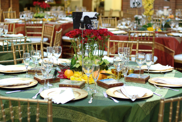 Timeline for an Indian Wedding Reception « Marigold Events