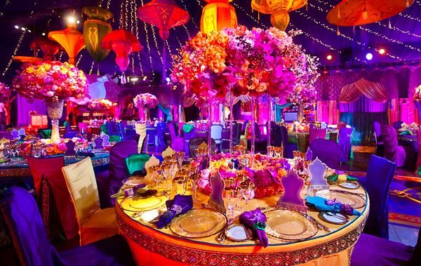 Indian Wedding Summer Color Palette 2012 171 Marigold Events