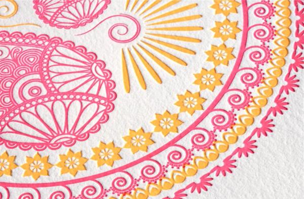 Indian Wedding Summer Color Palette 2012 « Marigold Events