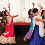 bridesmaids dance