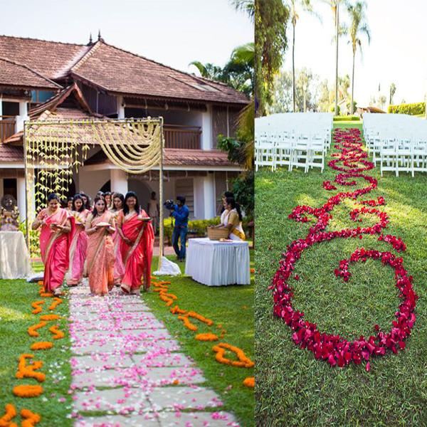 DIY wedding flowers ideas